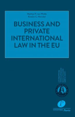 Business and Private international Law in the EU