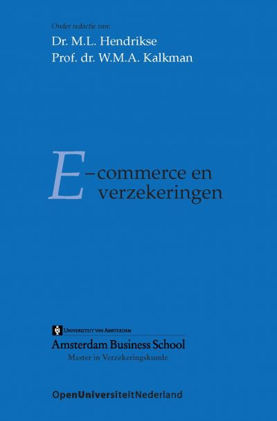 E-commerce en verzekeringen