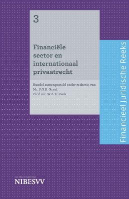 Financiële sector en internationaal privaatrecht
