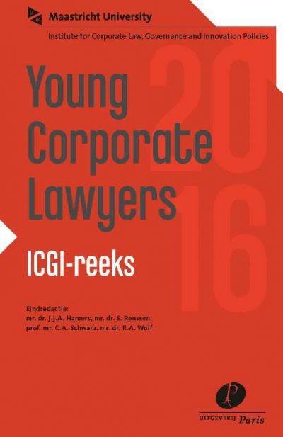 Young Corporate Lawyers 2016