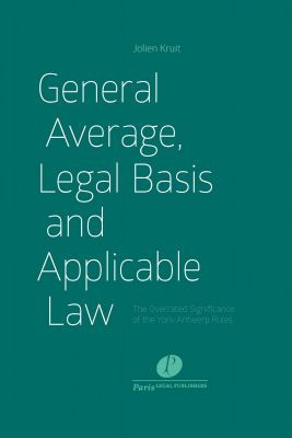 General Average, Legal basis and Applicable Law