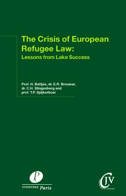 The Crisis of European Refugee Law: Lessons from Lake Success