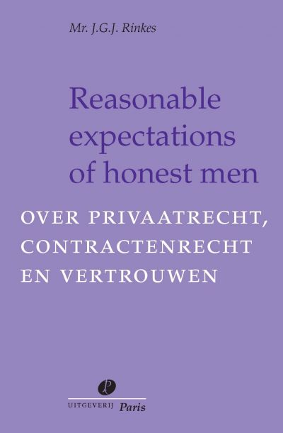 Reasonable expectations of honest men