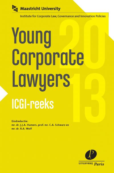 Young Corporate Lawyers 2013