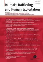 Journal of Trafficking and Human Exploitation