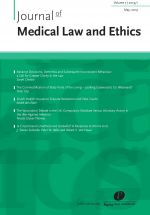 Journal of Medical Law and Ethics (JMLE)